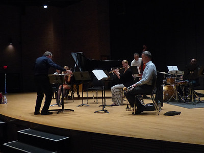 UConn Music Dept. Faculty Showcase  Fall 2014