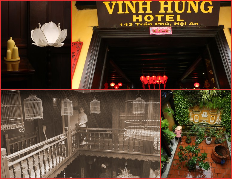 Day 12, Thurs, Oct 31st Morning at Vinh Hung Hotel