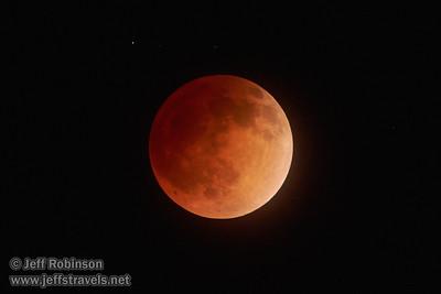 Lunar Eclipse 4-15-2014
