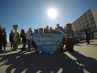 Polar Plunge 2017 Boardwalk Parade