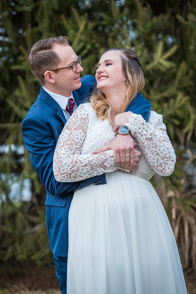 Courtney & Brian: Married