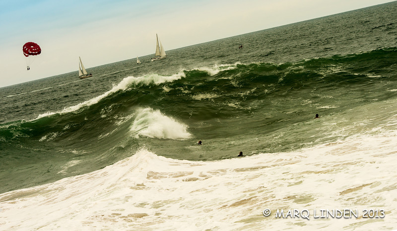 HIgh Surf at The Wedge #2