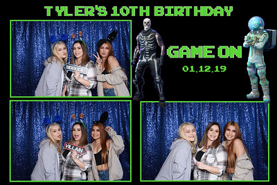 Tyler's 10th Birthday