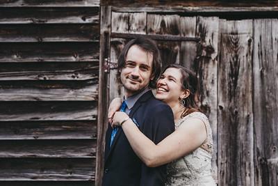 Sarah and Pavel