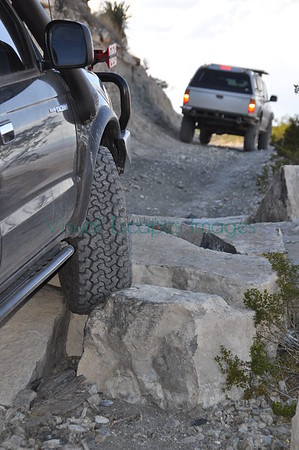 Palomas Gap Drive March 2014