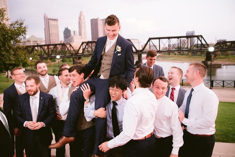 North Bank Pavillion Wedding