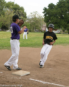 Baseball VS LPS-Richmond 5/6/2013