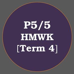 P5/5 HMWK T4