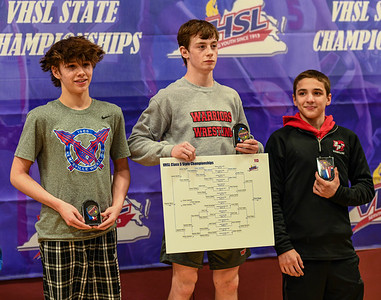Wrestling: Class 5 State Championships 2020-02-22