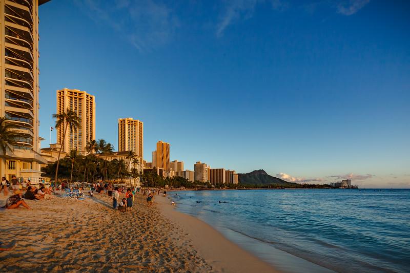 2020 02/07 to 02/08: LAX to HNL - Laying Low in Waikiki