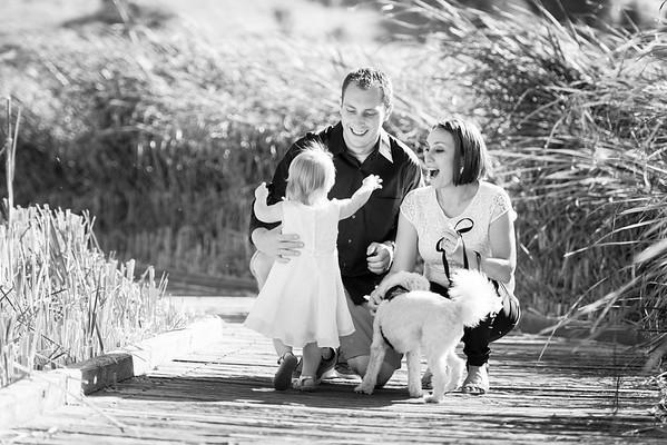 Merridith & John Family 2016