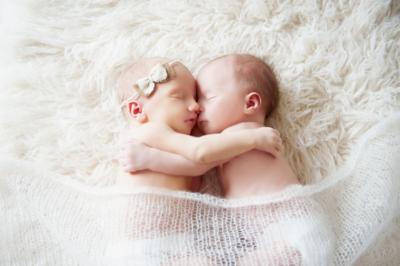2013 Cora & Simon | 1 week old