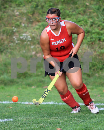 Lenape Valley Regional vs Belvidere Field Hockey