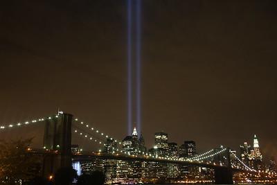 WTC 9/11 Memorial 2008