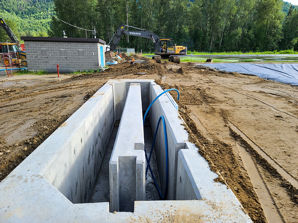 Clearwater Wastewater Treatment Plant Cell #1 Upgrades