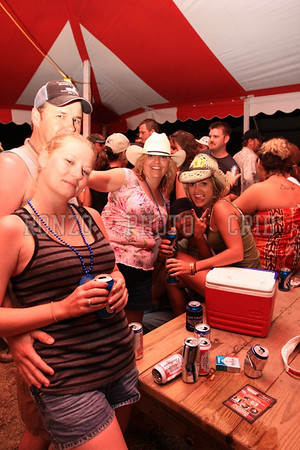 COUNTRY FEVER SATURDAY NIGHT AFTER PARTY AT THE VIP TENT 2008