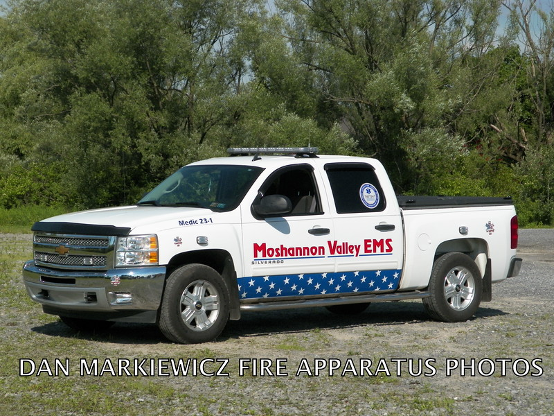 MOSHANNON VALLEY EMS