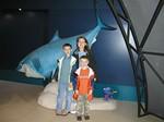 Boys and MB at Aquarium.jpg