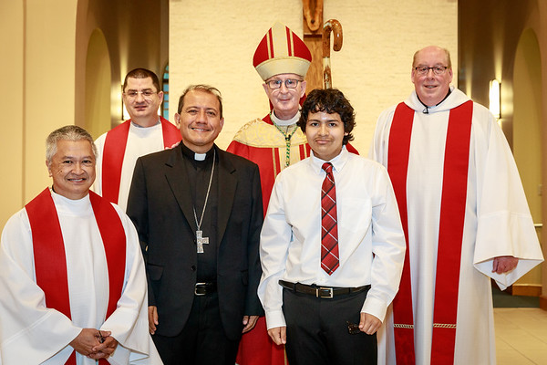 2019 Blessed Sacrament Confirmation
