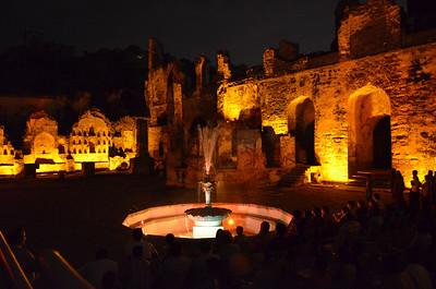 Sound & Light Show - Golkonda Fort