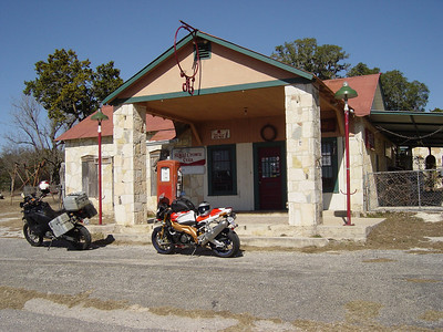 2007 NYE Hill Country Ride