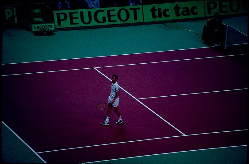Paris Open   John McEnroe