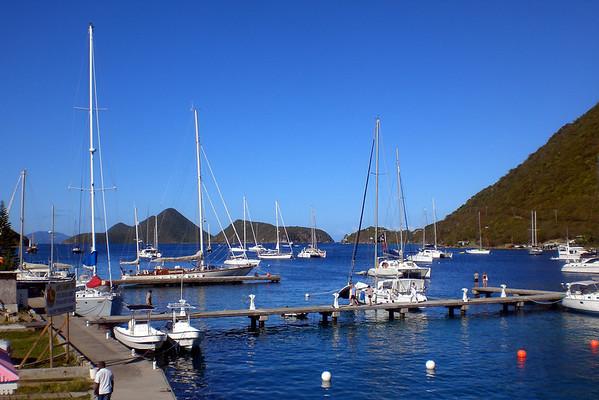 British Virgin Islands, January 2008