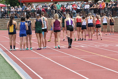3200M Girls Gallery 2 - 2021 MHSAA LP T&F Finals - DIVISION ONE