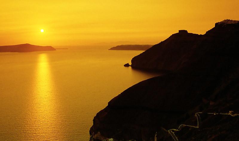 Santorini, Greece (July 2006)