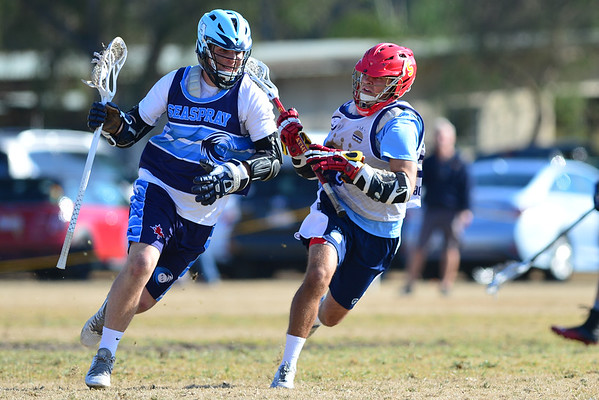 RC Elite Carolina vs Seaspray Lacrosse Elite, 1-3-15