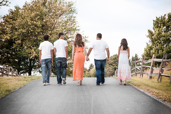 { Jamieson Family } - Final Edits