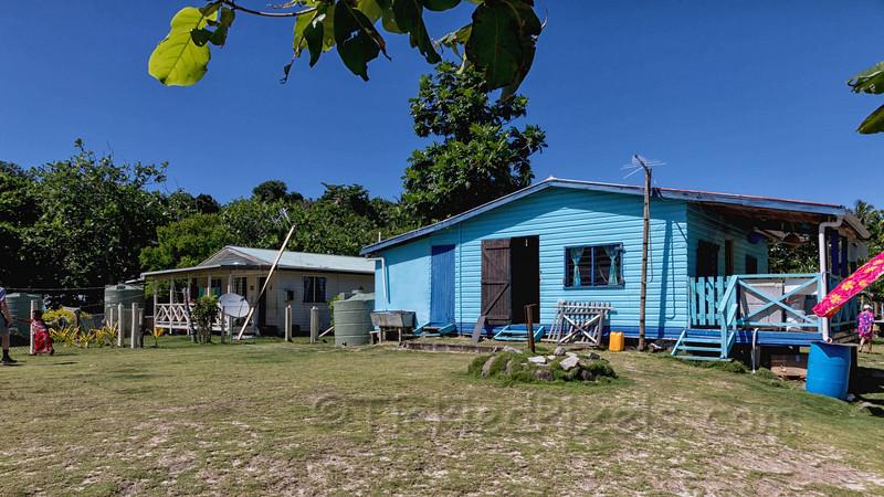 Village on Dravuni Island
