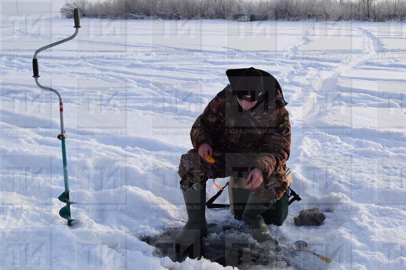 30.12.2018 Рыболовный турнир на приз главы района  автор: Тансылу Саниева