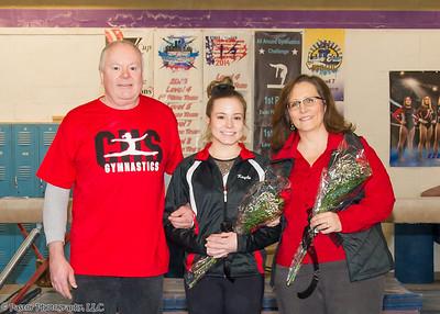 Gymnastics Senior Night