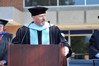 SCC graduation ceremony 2021