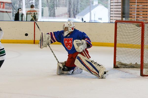 Girls' Varsity Hockey vs. New Hampton   December 15