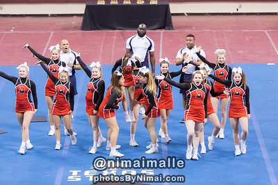 2017 UCA Cheer Competition