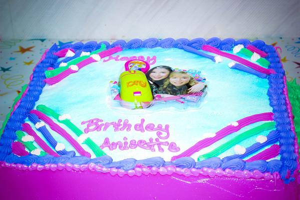 Anisette's 7th Birthday