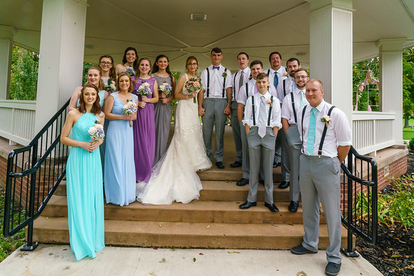 Kiersten & Lane Wedding October 6, 2018