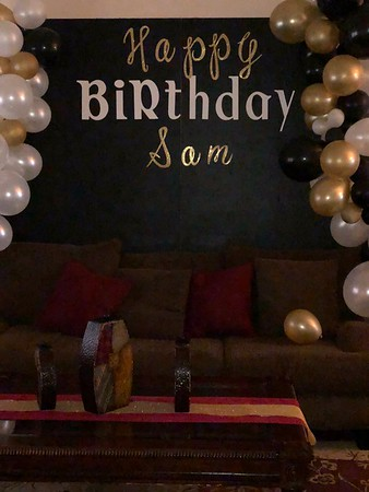 Sam's 70th Birthday Party  (Extras)