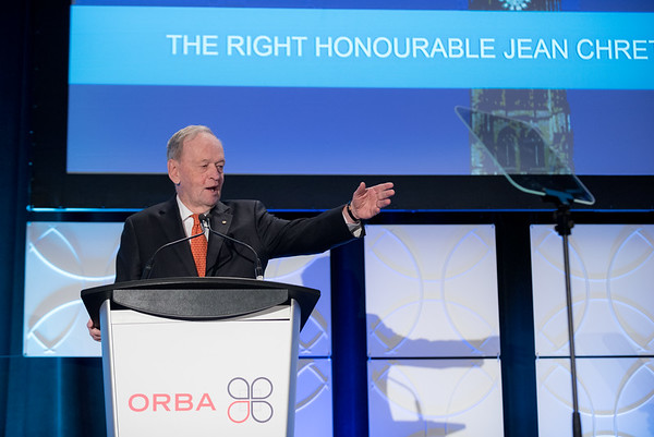 ORBA 2017 - Ontario Road Builders Association - Infrastructure and Transportation Annual General Meeting Convention & Expo at The Fairmont Royal York Hotel - Toronto Conference Event Photographer