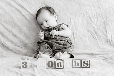 Oliver 3 months