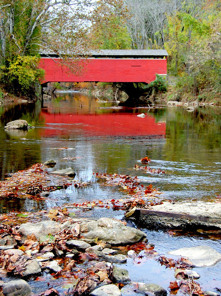 Fair Hill Covered Bridge