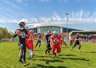 East Kilbride Pirates v  Edinburgh Wolves