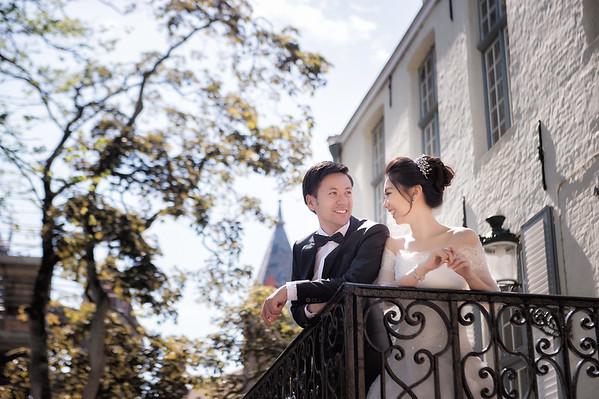 Pre-Wedding-比利時布魯日-Kiko
