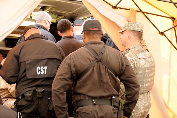 091104 Vigilant Guard Exercise