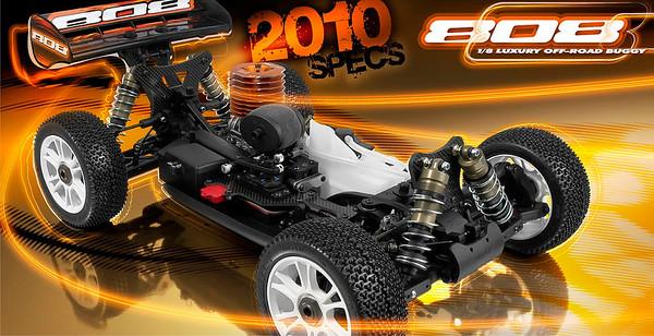 XRAY 808 2010 Spec