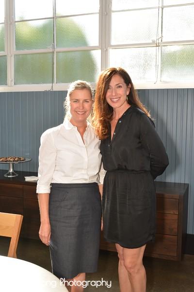 Christine Malin and Pauline Oldenbrook