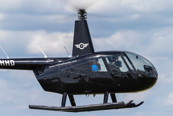 OY-HHD - Robinson R44 Raven II