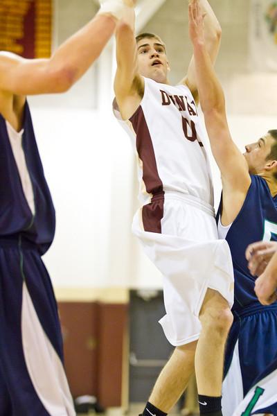 Dunlap vs Notre Dame Varsity